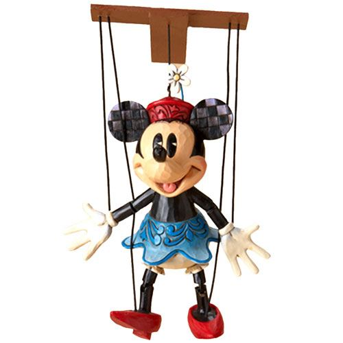 Figurine Collection Marionnette Minnie