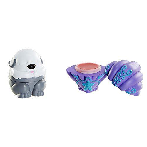 Disney Princess Little Kingdom Fairytale Friends Ariel Lipgloss - Shell Max Pretend Makeup