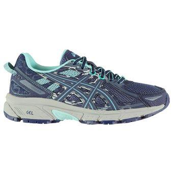 chaussures trail asics femme