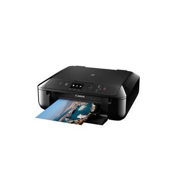 Canon MG 5750 multifunctionele printer zwart