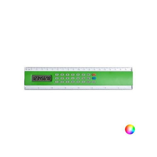 Règle Calculatrice (20 Cm) 144544 (Couleur Rouge)