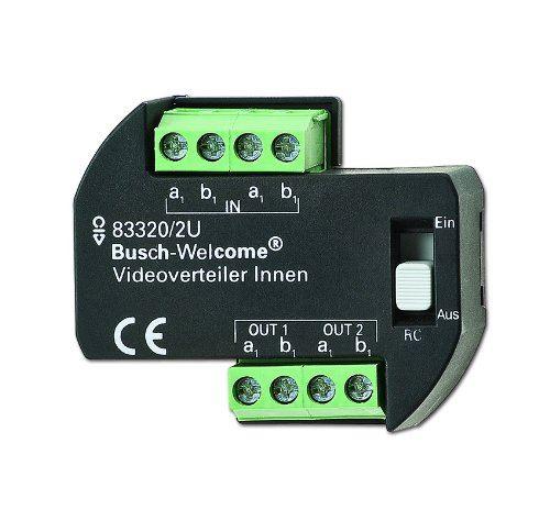 Busch-Jäger 83320/2 U Répartiteur video