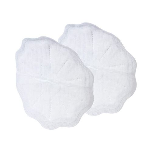 NÛBY Lot de 30 coussinets d'allaitement, blanc et noir accessoires d'allaitement, blanc
