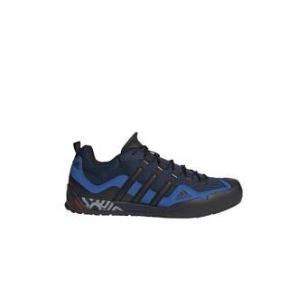 Baskets basses Adidas Terrex Swift Solo Bleu marine pour