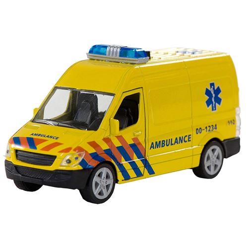 Ak Sport 0301065 112 Ambulance avec lumière/Son 1 : 43