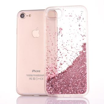 coque silicone iphone 6 paillette