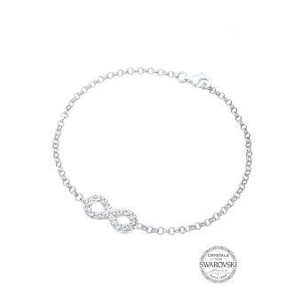 bracelet argent cristal swarovski