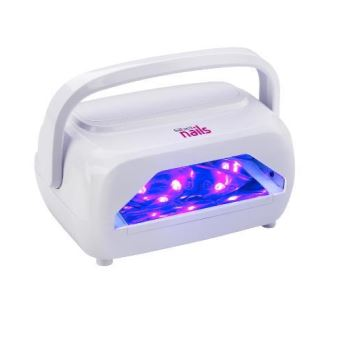 Uvled Lampe Portable Sibel Nails Rechargeable xoBerWdC