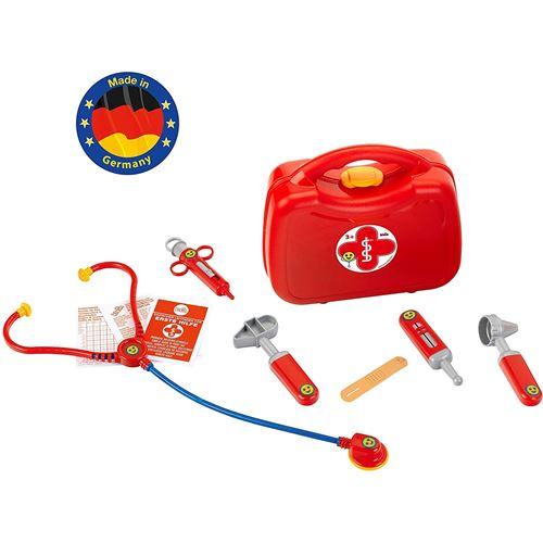 Theo Klein 4265 - Mallette de docteur avec accessoires petit modèle