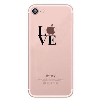 coque iphone 8 avec la pomme