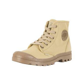 Palladium Homme Bottes hautes US Pampa, Beige - Chaussures et chaussons de sport - Achat & prix