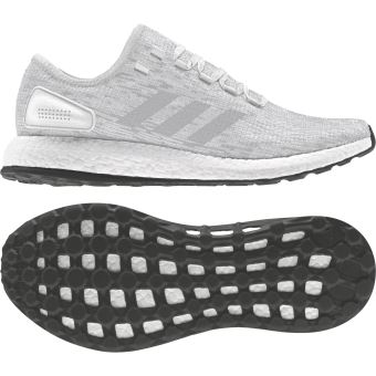 Taille 43 adidas Blanc Chaussures Pureboost 13 FT1KJulc3