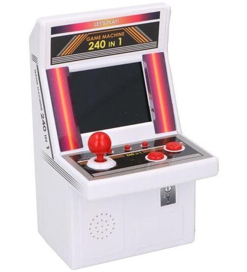 TOM micro machine slot 240-in-1 junior 14,9 x 8,8 cm
