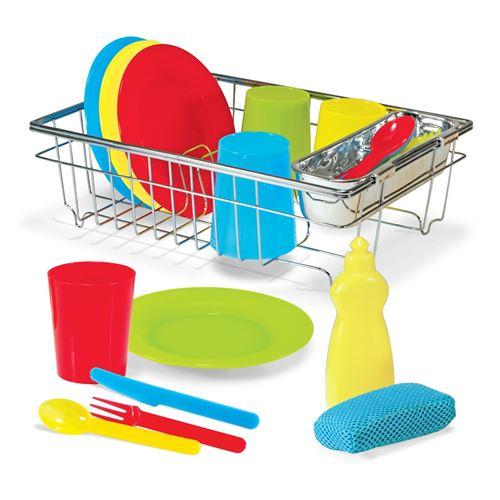 Melissa & Doug ensemble de vaisselle 24 pièces