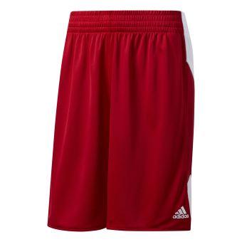 Short femme adidas Crazy Explosive Rouge Shorts et bermuda