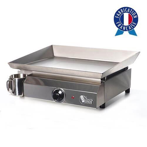 KRAMPOUZ Duo électrique barbecueplancha 3500w GICIO2A