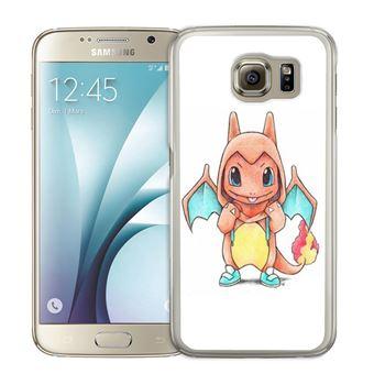 coque galaxy s6 pokemon