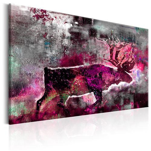 Tableau - Ruby Caribou - Décoration, image, art | Animaux divers | 60x40 cm |