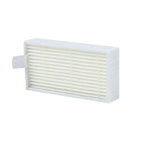 X6 Mop Cloth + X6 + X6 Brosse Latérale Filtre pour Ecovacs Cen540 / Cen546 Aspirateur Xcq282