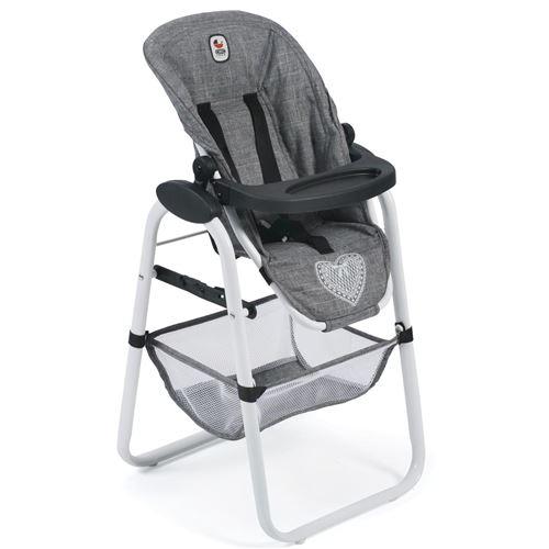 Bayer Chic 2000 655 76 Chaise haute pour poupées - coloris 76