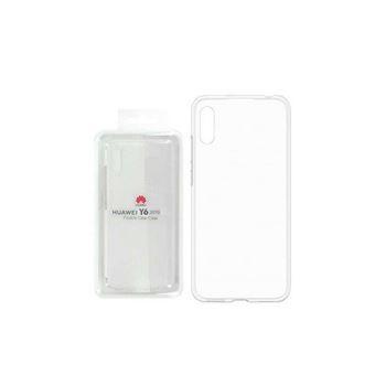 Coque de protection Huawei pour Huawei Y6 2019 Transparent