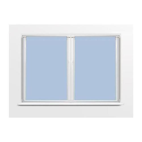Paire de brise bise 60x90 cm DOLLY bleu