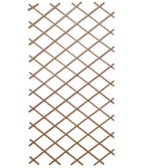 Gardman - Panneau treillis en bois 90 x 180 cm
