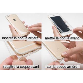 iphone 6 coque double
