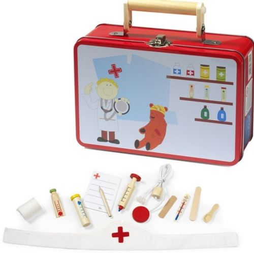 Simply for Kids Kit médical 19 x 7 x 14 cm