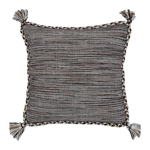 coussin sahara - 45 x 45 cm - marron