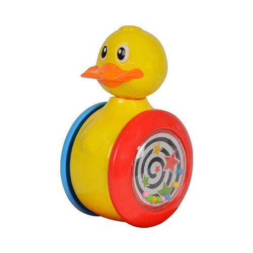SIMBA Jouet d'éveil ABC canard qui dodeline bébé, multicolore