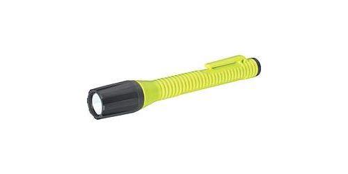 Lampe de poche LED de puissance AccuLux 493022 IP68 TÜV A 13ATEX0004X jaune