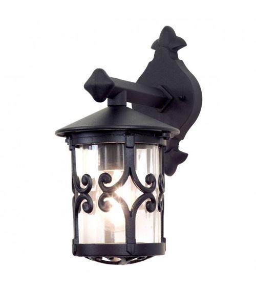 Applique Hereford 31 cm, noir