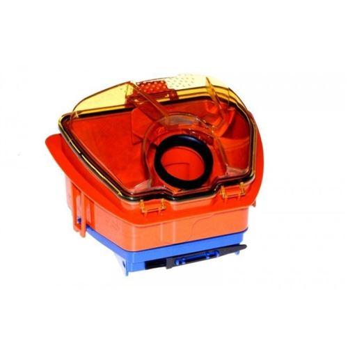 Bac rouge pour aspirateur rowenta