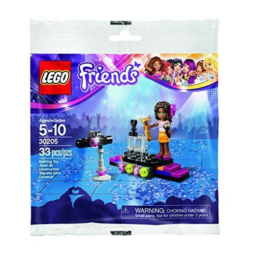 LEGO Friends 30205 Pop Star Andrea NOUVEAU 2015