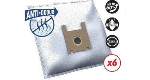 Sac aspirateur TEMIUM SAC A NI102SN X6