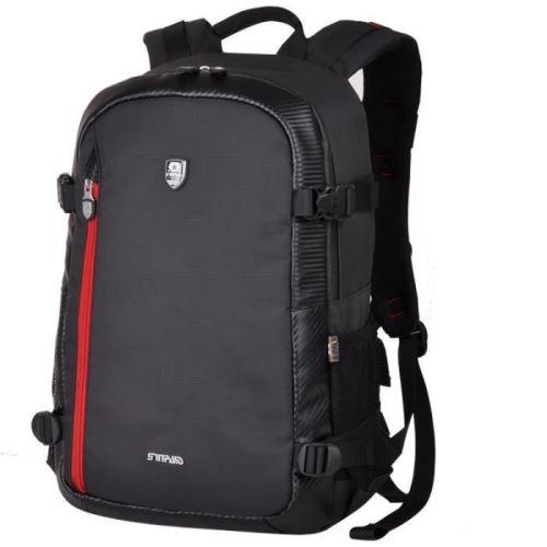 noir sac a dos appareil photo reflex imperméable pour canon pour nikon. sac de voyage. sac photo bandoulière reflex