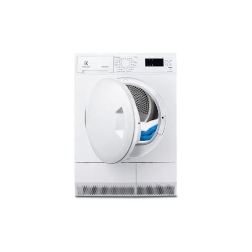 Electrolux EDH3685PZW - Sèche-linge - indépendant - largeur : 60 cm - profondeur : 60 cm - hauteur : 85 cm - chargement frontal - blanc