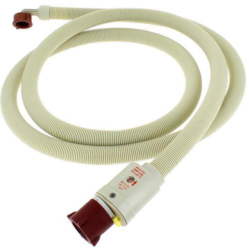 Aquastop + tuyau 2,5m pour Lave-linge Bauknecht, Lave-vaisselle Bauknecht, Lave-linge Wpro, Lave-linge Laden, Lave-vaisselle Laden, Lave-linge Whirlpo