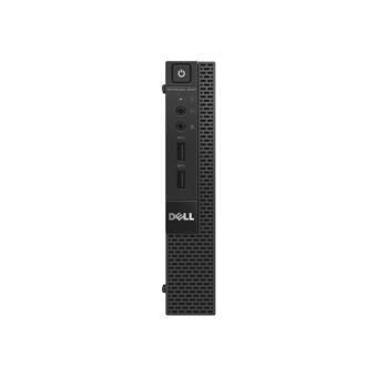 Dell Desktop Optiplex 3020/Intel Pentium G3240T/2.7GHz/4GB/500GB