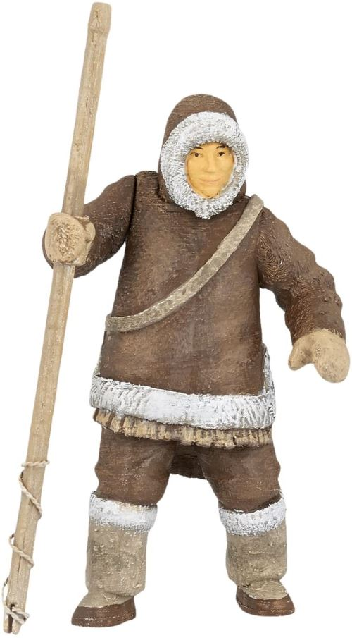 Papo- Inuit l'univers Marin Animaux Figurine, 56033, Multicolore