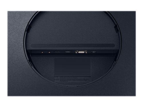 "Ecran PC Samsung C27T550FDR 27"" Incurvé Full HD Gris..."