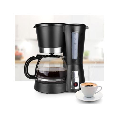 Tristar CM-1236 - Cafetière - 12 tasses - noir mat/inox
