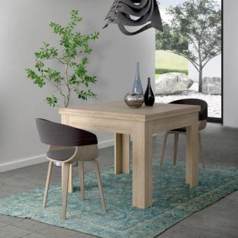 Finlandek Table A Manger Extensible Nuori 6 A 8 Personnes Style