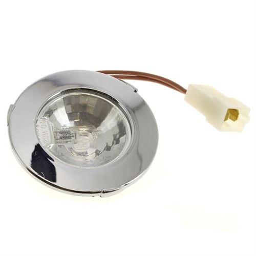 Spot + ampoule halogene 12v 20w pour Hotte Fagor