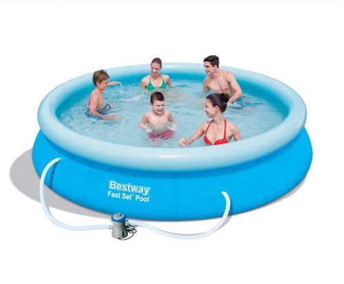 Kit piscine 366x76cm