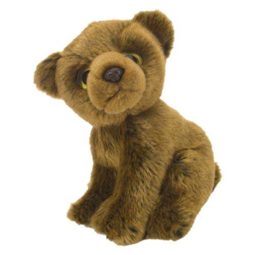 Peluche grizzly 18 cm - wild watchers - wild republic - 10244
