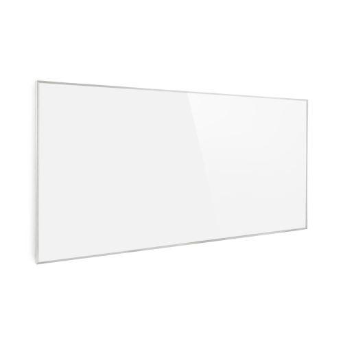 Klarstein Wonderwall 72 Radiateur infrarouge 60x120 cm - chauffage 720W - minuterie - IP24 - blanc