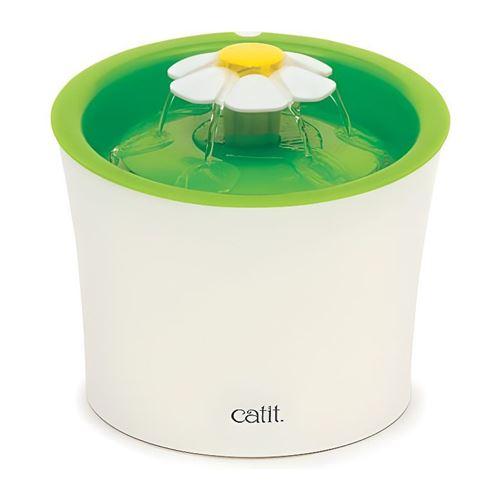 cat it fontaine a eau avec fleur senses 2.0 - 3 l - pour chat
