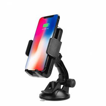 Chargeur smartphoneiPhone à induction voiture sans fil